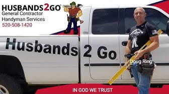 Best Handyman Service in Gilbert Arizona - Handyman Gilbert, AZ | Husbands 2 Go | 520-508-1420
