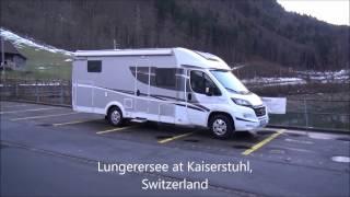 Lungerersee at Kaiserstuhl, Switzerland