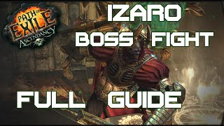 Path of Exile – How to beat Izaro – Full Guide to the Labyrinth Boss Fight thumbnail
