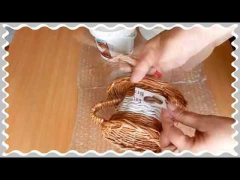 weaving newspapers cup crafts out of paper tejer la artesanía periódicos taza de papel