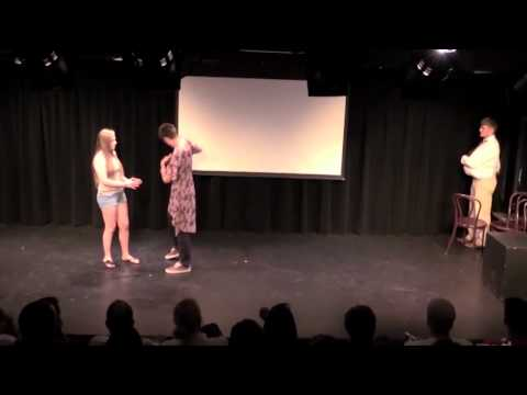 """""""Your Mom"""" - Philly Improv Theater Performance (August 28-29, 2014)"""
