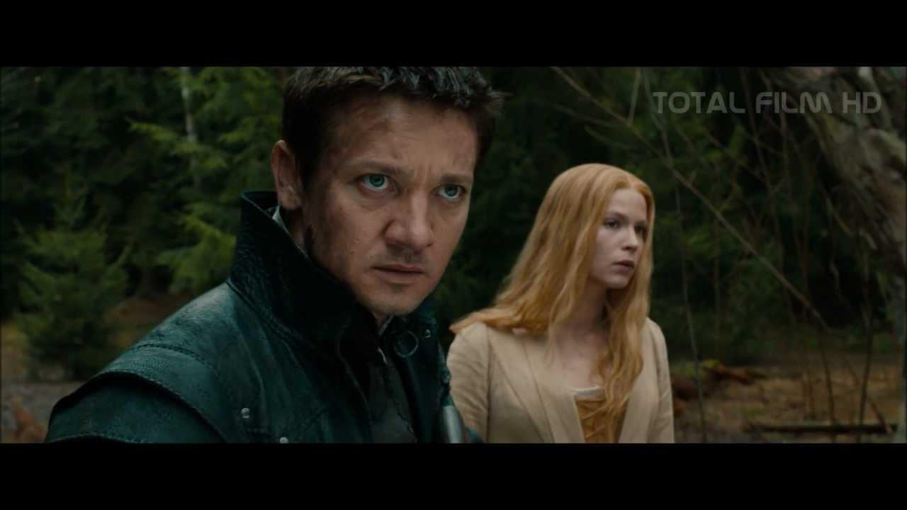 JENÍČEK A MAŘENKA: LOVCI ČARODĚJNIC (2012) oficiální CZ HD trailer