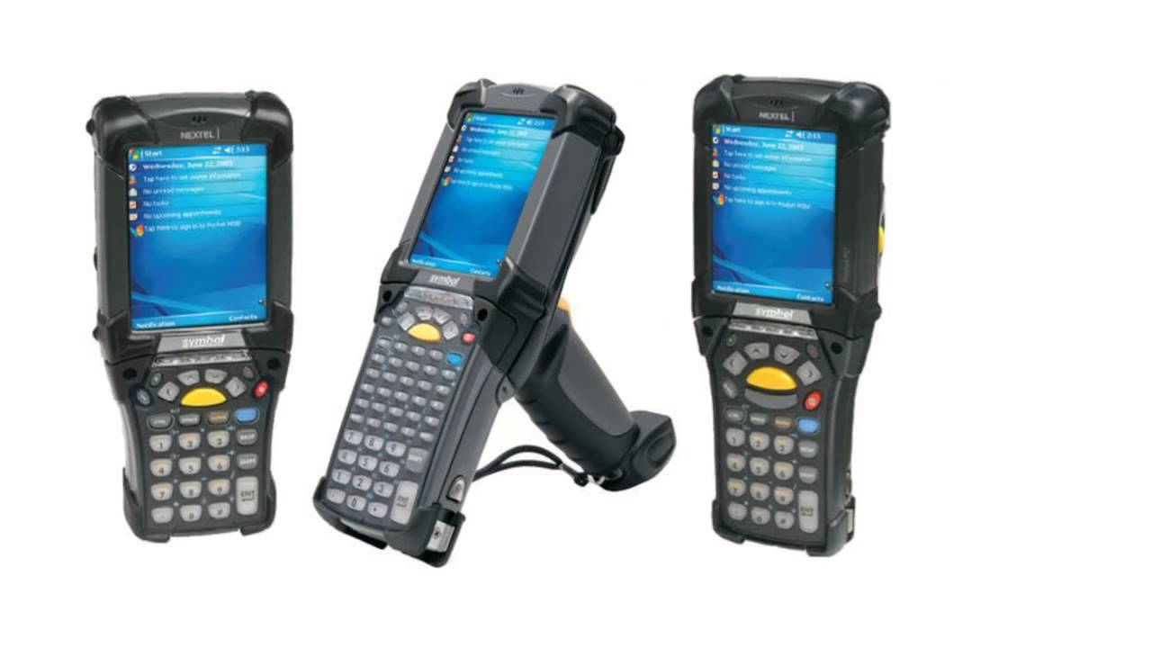 Enterprise Scanning with the MC9190 Mobile Computer