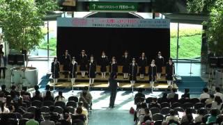 コーラスめっせ2015アトリウムコンサート(清教学園中学・高等学校合唱部)