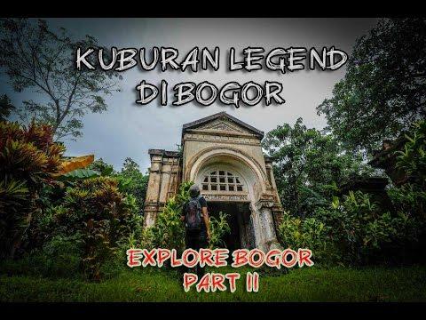 Travel Vlog Bogor Explore Makam Van Motman Yang