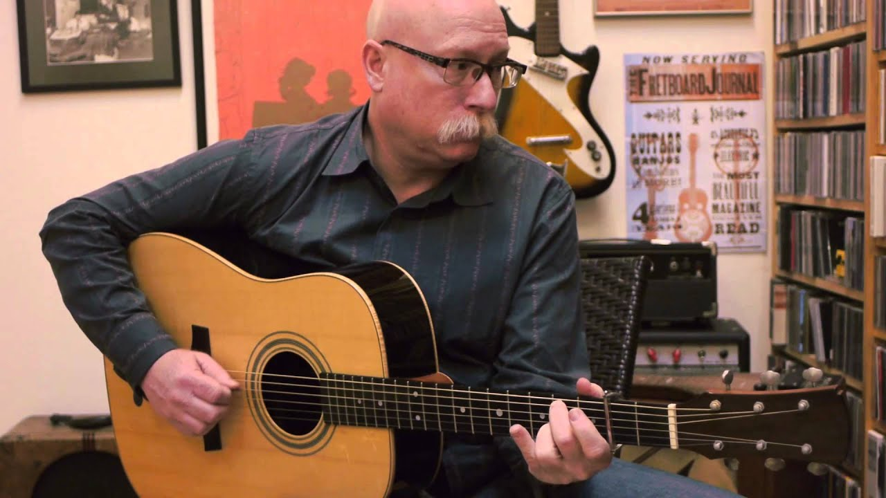 david grier at the fretboard journal beaumon with loop