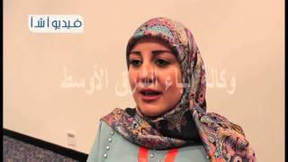 بالفيديو .الدكتوره زهراء حسين و الاحتفال باليوبيل الذهبي للصيادلة