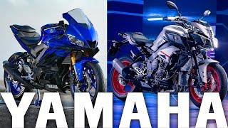 YAMAHA 2019 | R125 | R3 | R1 | TENERE 700 | TRACER 700 GT | NIKEN GT | XSR 700 XTRIBUTE