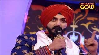 Question/Answer Round of Harpawit Singh / Grand Finale / Mr.Punjab 2017 Winner