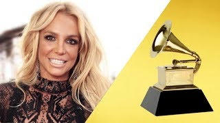 All Britney Spears' Grammy Nominated songs and albums (1999-2009)