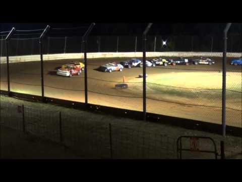 Doe Run Raceway Mini Stock Feature 7-11-14