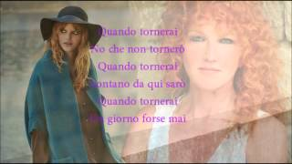 chiara galiazzo ft fiorella mannoia   mille passi testo