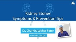 What are Kidney Stones? Symptoms and Prevention Tips | Dr. Chandrasekhar Patro