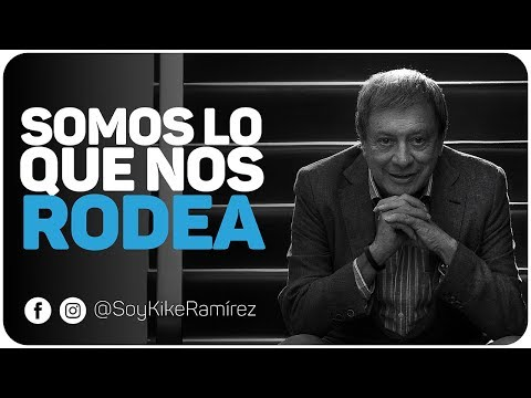 Mario Hernández, Somos lo que nos rodea.