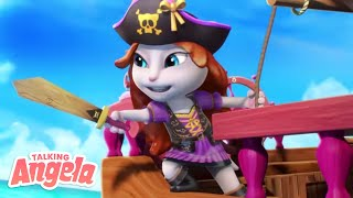 Download 🔥 Talking Angela is Dangerous! 🔥 (Short Cartoons) Mp3 and Videos