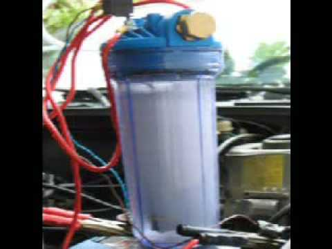 Fuel Saver - Hydrogen Gas Injection