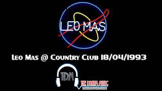 Leo Mas @ Country Club 18/04/1993