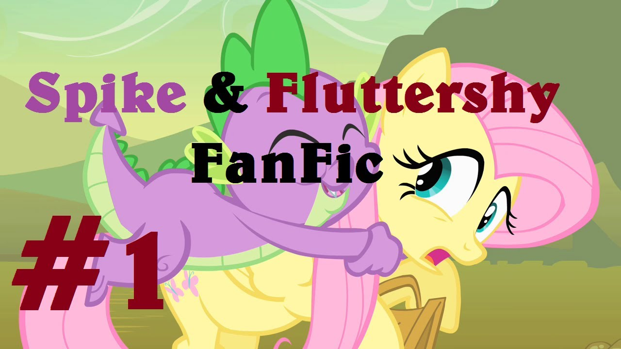 Spike And Fluttershy Fanfic Part 1: Right In The Feels