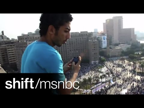 Citizen Journalism: A Tool Of Justice | shift | msnbc