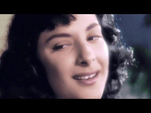 Chori Chori in Colour - Yeh Raat Bheegi Bheegi, Manna Dey Song - Raj Kapoor, Nargis