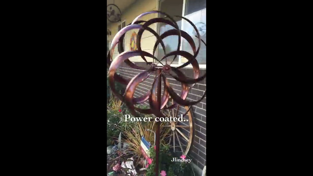 Marshall Home And Garden Windward Wind Spinner @ Amazon.com