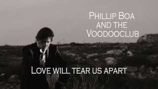Phillip Boa And The Voodooclub - Love Will Tear Us Apart - Live  (Joy Division Cover) Snippet