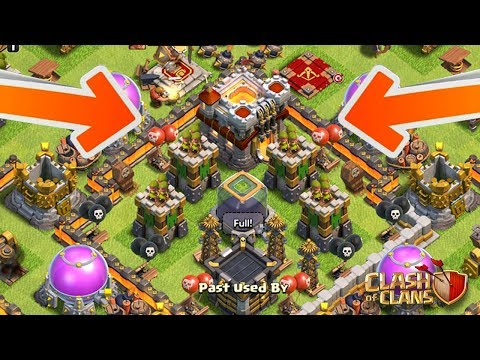 How I Engineered My Base! | TH8.11 In Clash Of Clans