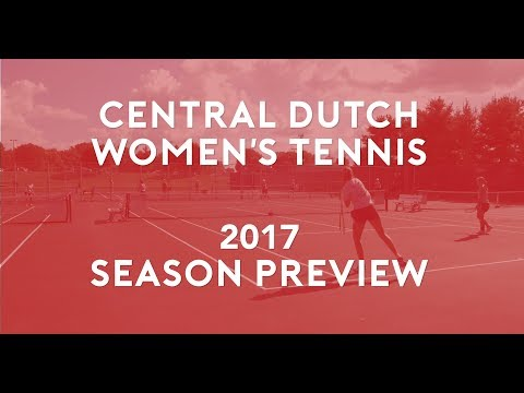 Central College Women's Tennis 2017 Season Preview