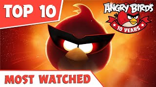 TOP 10 | Most Watched