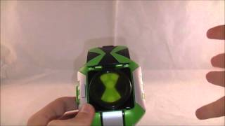 Ben 10 Omniverse Omnitrix Touch Review