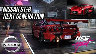 NEED FOR SPEED HEAT ULTRA GRAPHICS Gameplay Part 2 - NISSAN GT-R Next Generation (NFS HEAT)