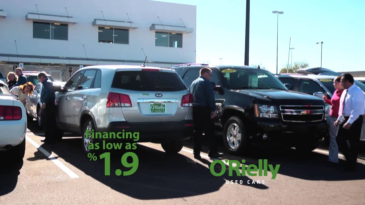 Orielly Chevrolet Tucson >> Get A Fresh Start Foot Power At Orielly Chevrolet Tucson Az New And Used Car Dealer