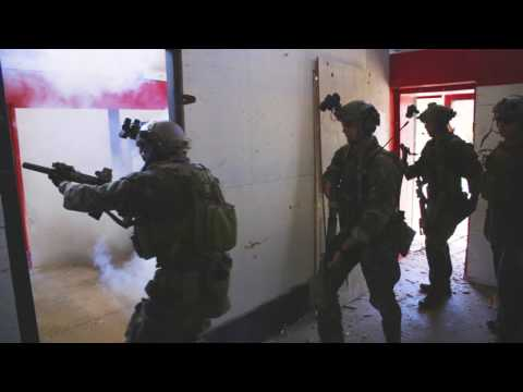 Camp Pendleton Marines conduct direct action exercises