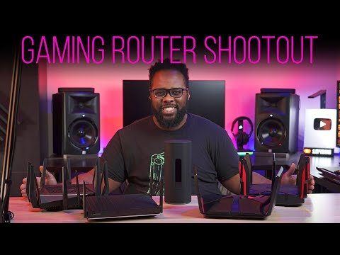 Wifi 6 Gaming Router Shootout - The Best Gaming Routers (Netgear, Asus TP-Link, \u0026 More)