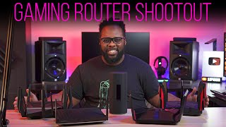 Wifi 6 Gaming Router Shootout - The Best Gaming Routers (Netgear, Asus TP-Link, & More)