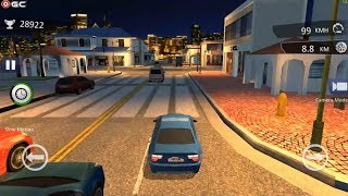 """Car Racing """"Night"""" Car Traffic Racer Games - Android Gameplay FHD #2"""