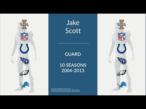 Jake Scott: Football Guard