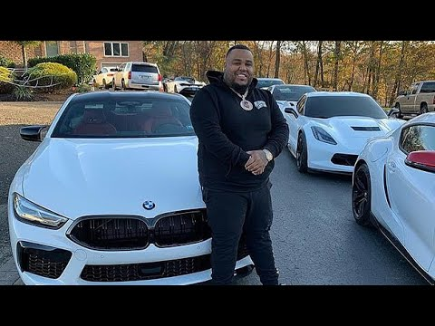 OMI IN A HELLCAT INSANELY AWESOME CAR COLLECTION AND NETWORTH THEN VS NOW MUST SEE!!!!!