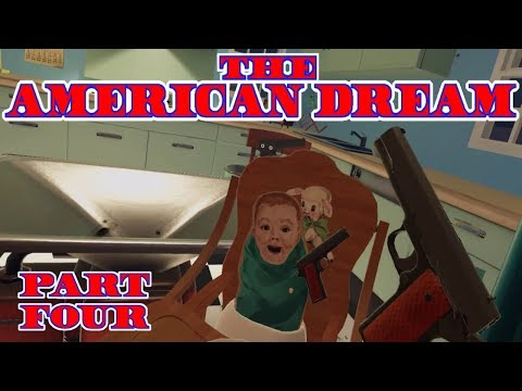 The American Dream [Part 4] Tedious Tracing to Fated Fishing (VR gameplay, no commentary)
