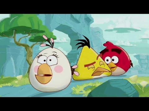 Angry Birds Toons Vol 2 - Dublado