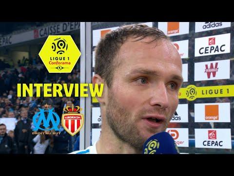 Interview de fin de match : Olympique de Marseille - AS Monaco (2-2) / 2017-18
