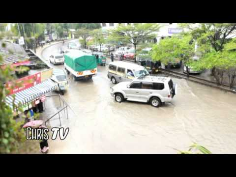 Kilifi Business Street floods