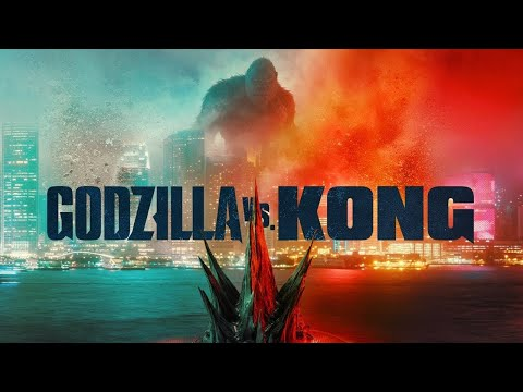 Jessica Dwyer And Zennie Abraham With Godzilla vs Kong Trailer Reaction