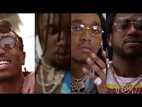 Migos- Slippery Ft. Gucci Mane [MP3 Free Download]