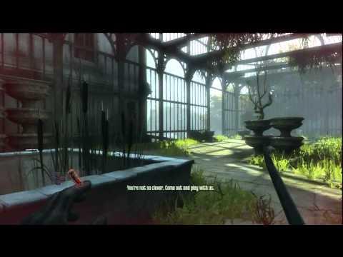 120 Brigmore Witches DLC Master Assassin Walkthrough HD PS3 (Mansion Exterior) |