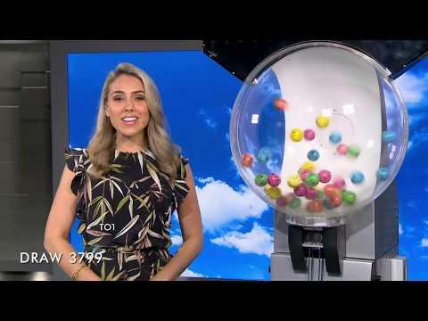 Saturday Lotto Results Draw 3799 16 Dec 2017 | The Lott