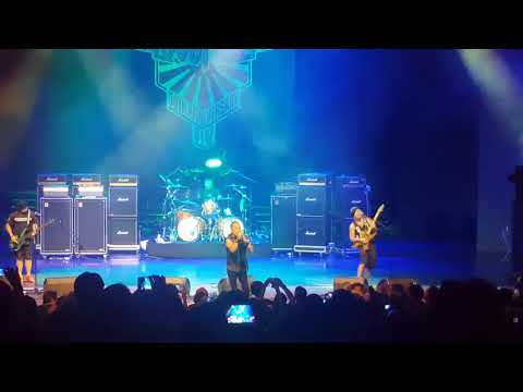 Loudness live in Singapore 2017 - So lonely