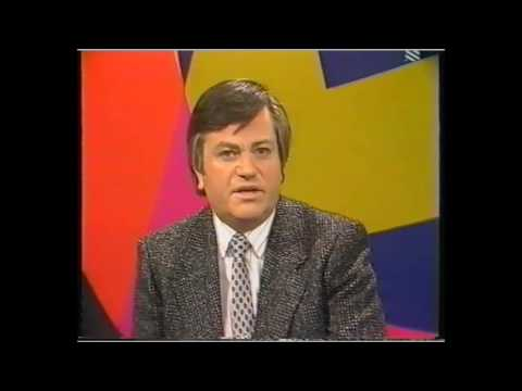Roger Cook -  Central TV serous investigation into animal cruelty in the 1980's