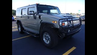 Hummer H2 AWD Review 2007 For Sale St Charles 314 766-4077