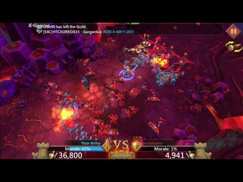 LORDS MOBILE - Skirmish 7 Fiery Clash